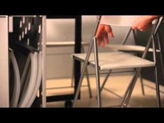 Mesa Plegable Greta - YouTube