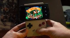 Game Boy repurposed as an Android gamepad, adds retro flair to your mobile gaming
