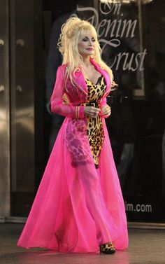 Dolly Parton Costume, Fancy Dress, Dress Up, Fashion Brands, Fashion Show, Celebrity Outfits, Celebs, Celebrities, Style Icons