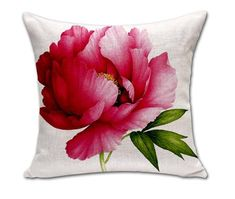 Art lovers out there, would you want to try this? : Decorative Single... Check it out here! http://momplusbusiness.com/products/decorative-single-flower-pillowcases?utm_campaign=social_autopilot&utm_source=pin&utm_medium=pin