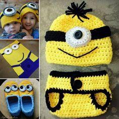 Minion Crochet free patterns