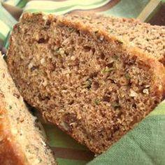 bread allrecipescom, banana bread, coconut oil, bread recipes, zucchini bread
