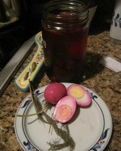 Dill Pickled Eggs Recipe