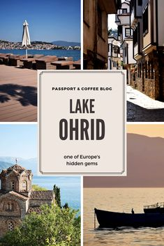 It's trendy to call Ohrid a 'hidden gem', one of the last unexplored hidden treasures of Europe - but I think this term is used so o. Travel Europe, Us Travel, Lakeside Restaurant, Walk Past, Beach Bars, Macedonia, Best Photographers, Great View, Trip Advisor