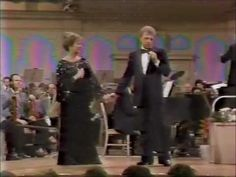 "EYDIE & STEVE - ""FABULOUS"" - John Williams & Boston Pops Orchestra - 1983 Eydie Gorme, Boston Pops, Orchestra, Singer, Music, Youtube, Musica, Musik, Singers"