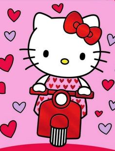 Hello Kitty Tap the link Now - The Best Cat Related Products - Worldwide Shipping! Images Hello Kitty, Hello Kitty Art, Hello Kitty Coloring, Hello Kitty My Melody, Hello Kitty Birthday, Sanrio Hello Kitty, Hello Kitty Characters, Sanrio Characters, Hello Kitty Imagenes