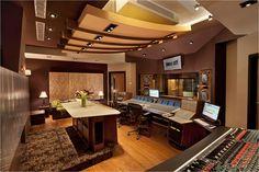 Control room. Jungle City Studios, NY.