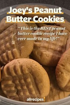 Chewy Peanut Butter Cookies, Peanut Butter Recipes, Yummy Cookies, Cookies Best, Cupcakes, Cupcake Cookies, Cookie Desserts, Cookie Recipes, Holiday Cookies