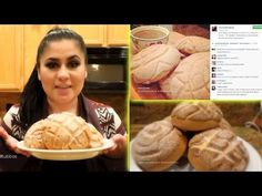 Conchas Recipe ✿ Pan De Dulce Receta (Mexican Sweet Bread)