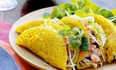 Banh xeo - cuisine vietnamienne