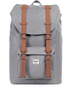 24916794d3a0 Little America Grey 14.5L Backpack. Backpack SaleHerschel Supply BackpackHerschel  RucksackBlack ...