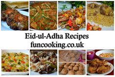 Eid-ul-adha Recipes/Bakra Eid Recipes
