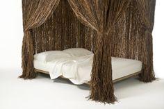 Cabana bed. Fernando and Humberto Campana for EDRA (2013)