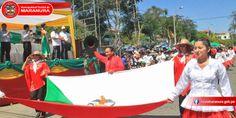 MARANURA PRESENTE EN EL DESFILE POR EL CLX ANIVERSARIO DE LA PROVINCIA DE LA CONVENCIÓN  Alcalde: Wilman Caviedes Choque Gestión: 2015 - 2018 Fuerza Maranureños http://www.munimaranura.gob.pe  #maranura #quillabamba #laconvencion #cusco #peru #wilmancaviedeschoque