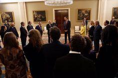 Foro Hispanico de Opiniones sobre la Realeza: Audiencias del rey Felipe