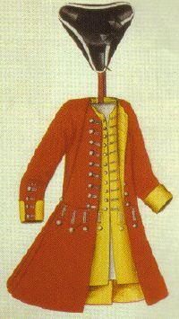 Danish Infantry Uniforms 1700-1730