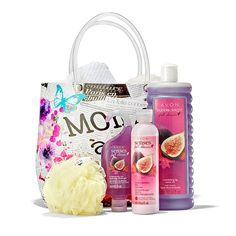 Free Avon Senses Comforting Fig Collection and Newspaper Tote with your $45 order! Use code: DAY4 EXPIRES MIDNIGHT ET 9/15/16. MAIL DELIVERY ONLY. WHILE SUPPLIES LAST. Avon reserves the right to substitute any free item offered with an item of equal or greater value. Limit one per order. This 5-Piece set includes:Newspaper ToteAvon Senses Comforting Fig Body LotionAvon Senses Comforting Fig Bubble BathAvon Senses Comforting Fig Shower GelAvon Shower Pouf  http://avon4.me/2cusb