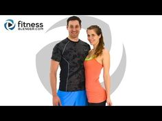 Brand New: Fitness Blender's Signature 1000 Calorie Workout Video; Total Body Strength, HIIT Cardio, and Abs - We did the routine together so we could show both the advanced & low impact versions of everything so that you can choose your level of difficulty - Try it @ http://bit.ly/1zrxgEf