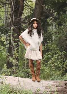 Cute and comfortable, this pretty dress features a front pintuck detail, crocheted lace trim, and a breezy everyday style. Bohemian Kids, Pin Tucks, Crochet Lace, Pretty Dresses, Everyday Fashion, Lace Trim, Fashion Forward, Cute, Spice