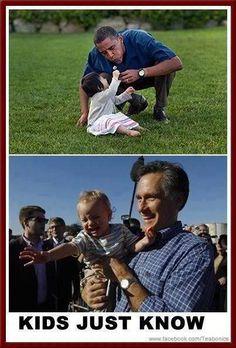 Funniest Barack Obama Memes: Kids Just Know