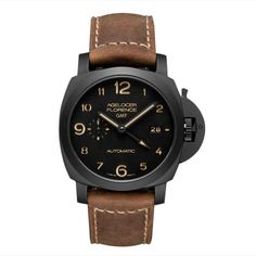 Agelocer Switzerland Luxury Brand Watches Men Wristwatch Chronograph Military Watch 100m Waterproof Mechanical