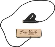 Dean Markley ProMag Plus XM Acoustic Guitar Pickup by Dean Markley. $34.00. Dean Markley's ProMag XM pickup is an value-packed solution for amplifying your acoustic guitar. The ProMag Plus has become an industry standard. ProMag's balance and maple wood housing give it that smooth, high-end response that you want from an acoustic pickup. Being one coil pickup, the ProMag Plus has bell-like harmonics that sing like few other acoustic pickups. The ProMag XM is voiced a...