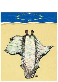 -African Migrant-