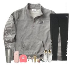 """""""I'm holdin the keys to a brand new Chevrolet """" by taymaccallister ❤ liked on Polyvore featuring Victoria's Secret, Converse and Kendra Scott"""