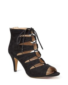 Kate All-over Strap Shoes by Addition Elle