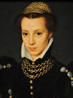 Caterina van Hemessen ~ Portrait of a Young Lady ~ 1560.