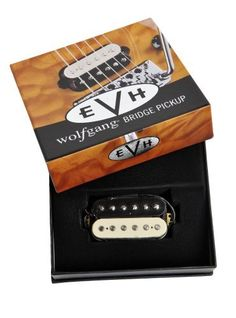 EVH 022-2137-002 Wolfgang Bridge Pickup by EVH. $116.49. It took over 80 prototypes in the development process before Eddie approved these humbucking pickups for the EVH Wolfgang guitar. They are balanced and able to deliver balls-out overdrive and sustain without sacrificing the ability to clean up magnificently and articulate the cleanest passages when the volume is rolled down. As a replacement pickup they rule because they sound great in all woods, from mahogany and alder to ...