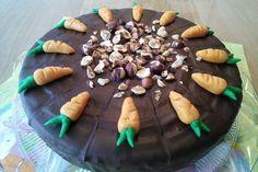 Möhren - Zwieback Torte