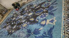 Mosaic Art Pool