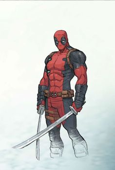 Deadpool - Reilly Brown
