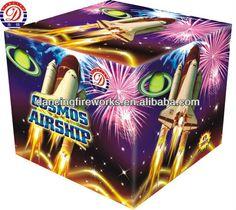 consumer fireworks | 49 Multi-shots 1.4G Consumer Cake Fireworks