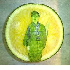 搞死西瓜:西瓜雕全集