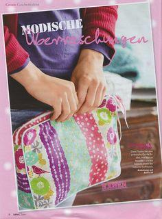 Echino make up bag http://www.modes4u.com/en/cute/c231_Echino-Fabric.html