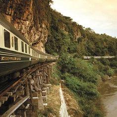 Le Eastern and Oriental Express en Asie : De trains en trains à travers les cinq continents - Linternaute
