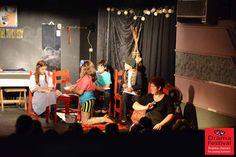 Drama Festival, un espacio donde Rosina Mosca combina su experiencia como docente de inglés y su carrera de actuación (Montevideo, Uruguay) / por más info: www.lacitadina.com.uy