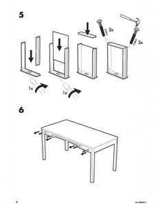 assembly Instructions for Ikea things.. Here you will find