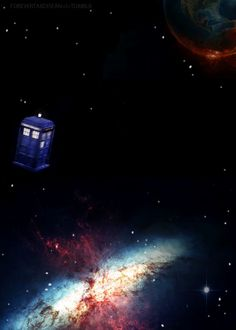 """""""All of time and space,  everywhere and anywhere. Every star that ever was.  Where do you want to start?"""""""