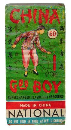 Goo Boy Firecrackers