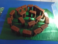 School Projects, Projects For Kids, Ks2 Display, World Thinking Day, Year 6, Iron Age, Rock Formations, Stonehenge, English Grammar
