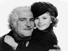 miss-shirley-temple: Frank Morgan and Shirley Temple in a portrait for Dimples, Child Actresses, Child Actors, Actors & Actresses, Hollywood Actor, Classic Hollywood, Old Hollywood, Frank Morgan, Temple Movie, Shirly Temple
