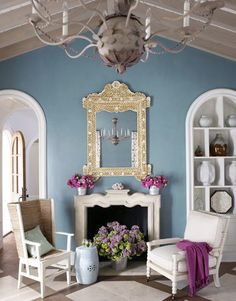 favorite rooms!! / Living Room Decorating Ideas - Living Room Designs - House Beautiful