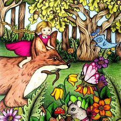Vivi in the forest #forest #vivi #mariatrolle #vivisökerenvän #blomstermandala #arttherapy #colorindolivrostop #coloring_masterpieces #divasdasartes #nossa_vida_colorida #coloringmasterpiece #desenhoscolorir #coloring_secrets #coloringsecrets #artecomoterapia #lostoceancolors #fabercastellpolychromos #prismacolor #fabercastell #posca #carandache #supracolors #ellens #coloriagepouradultes #arte_e_colorir #colouredpencils #coloringforadults #docepapelatelier #coloringsecrets #bayan_boyan