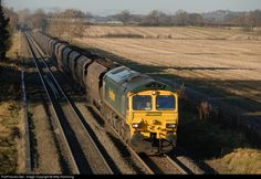 RailPictures.Net Photo: 66 526 Untitled Freightliner 66 at Shifnal, United Kingdom by Mike Hemming