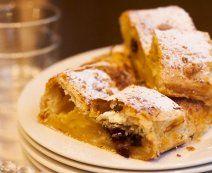 De lekkerste recepten met vers deeg - Tante Fanny Strudel, High Tea, Creme, French Toast, Sweets, Homemade, Snacks, Breakfast, Desserts