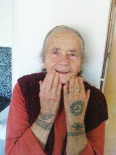 O Culto Croata das Vovós Tatuadas | VICE / é nóis