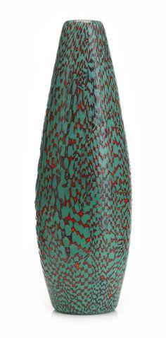 ** Murrina vase by Paolo Venini